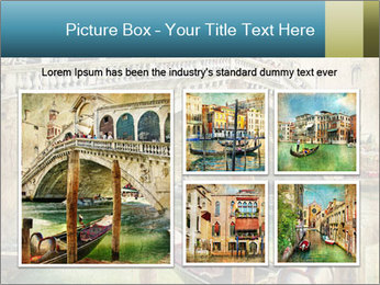 Venice Oil Painting PowerPoint Templates - Slide 19