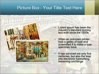 Venice Oil Painting PowerPoint Template - Slide 20