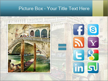 Venice Oil Painting PowerPoint Templates - Slide 21