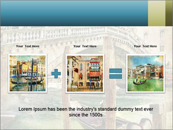 Venice Oil Painting PowerPoint Template - Slide 22