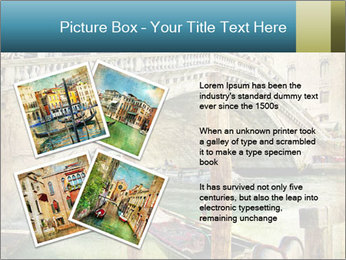 Venice Oil Painting PowerPoint Template - Slide 23