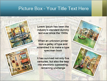 Venice Oil Painting PowerPoint Template - Slide 24