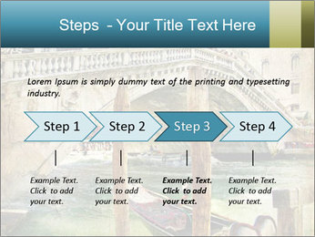 Venice Oil Painting PowerPoint Template - Slide 4