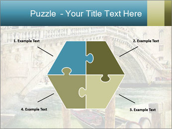 Venice Oil Painting PowerPoint Template - Slide 40