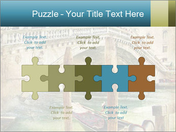 Venice Oil Painting PowerPoint Template - Slide 41