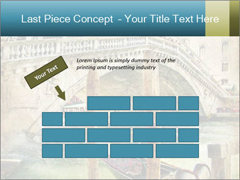 Venice Oil Painting PowerPoint Template - Slide 46