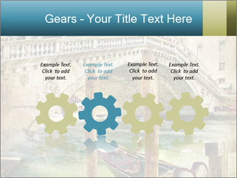 Venice Oil Painting PowerPoint Template - Slide 48