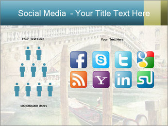 Venice Oil Painting PowerPoint Templates - Slide 5