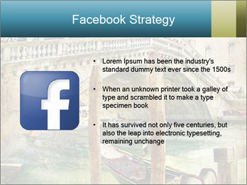 Venice Oil Painting PowerPoint Template - Slide 6