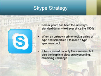 Venice Oil Painting PowerPoint Templates - Slide 8