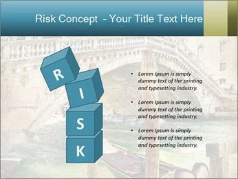 Venice Oil Painting PowerPoint Template - Slide 81