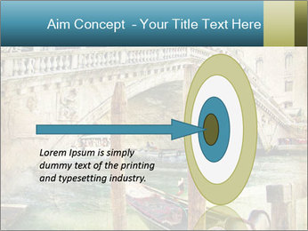 Venice Oil Painting PowerPoint Template - Slide 83