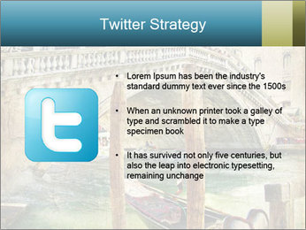 Venice Oil Painting PowerPoint Templates - Slide 9