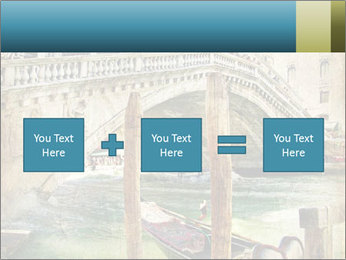 Venice Oil Painting PowerPoint Templates - Slide 95