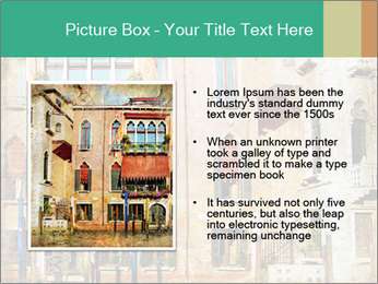 Venice Painting PowerPoint Template - Slide 13