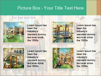 Venice Painting PowerPoint Template - Slide 14