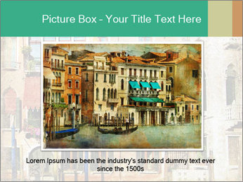 Venice Painting PowerPoint Template - Slide 15