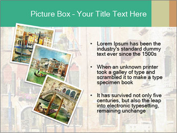 Venice Painting PowerPoint Template - Slide 17