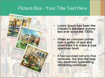 Venice Painting PowerPoint Templates - Slide 17