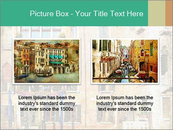 Venice Painting PowerPoint Templates - Slide 18