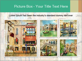 Venice Painting PowerPoint Template - Slide 19