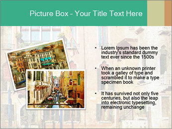 Venice Painting PowerPoint Template - Slide 20