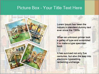 Venice Painting PowerPoint Template - Slide 23