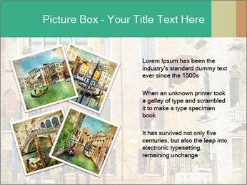 Venice Painting PowerPoint Templates - Slide 23