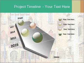 Venice Painting PowerPoint Templates - Slide 26