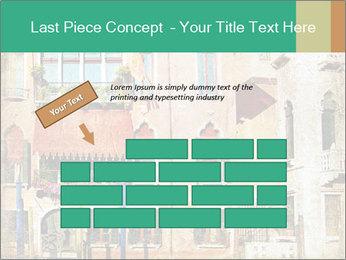 Venice Painting PowerPoint Templates - Slide 46