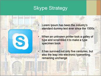 Venice Painting PowerPoint Templates - Slide 8