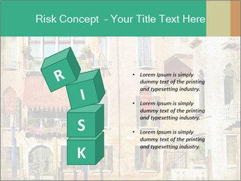 Venice Painting PowerPoint Templates - Slide 81