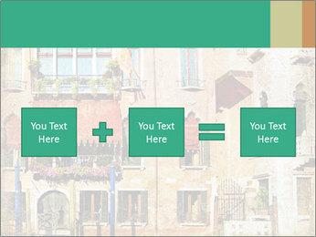 Venice Painting PowerPoint Templates - Slide 95