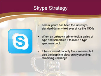 Lime Refreshing Cocktail PowerPoint Template - Slide 8