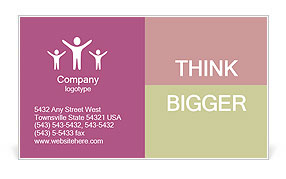 0000063679 Business Card Template