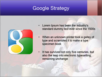 Couple Loves 3D Cinema PowerPoint Template - Slide 10