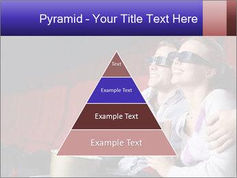 Couple Loves 3D Cinema PowerPoint Template - Slide 30