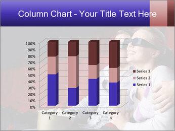 Couple Loves 3D Cinema PowerPoint Template - Slide 50