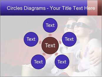 Couple Loves 3D Cinema PowerPoint Template - Slide 78