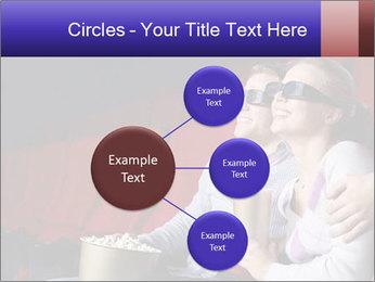 Couple Loves 3D Cinema PowerPoint Template - Slide 79