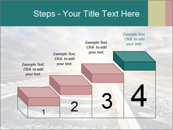 Light and Railway PowerPoint Template - Slide 64