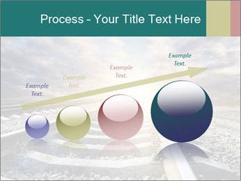 Light and Railway PowerPoint Templates - Slide 87