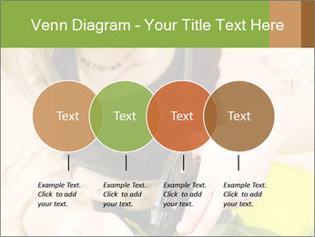 Woman Taking Care About Plants PowerPoint Template - Slide 32