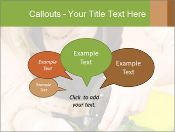 Woman Taking Care About Plants PowerPoint Template - Slide 73