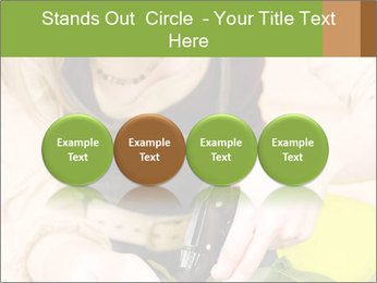 Woman Taking Care About Plants PowerPoint Template - Slide 76