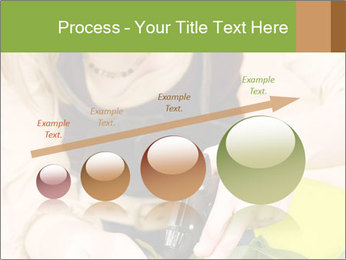 Woman Taking Care About Plants PowerPoint Template - Slide 87