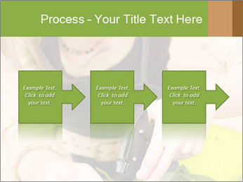 Woman Taking Care About Plants PowerPoint Template - Slide 88