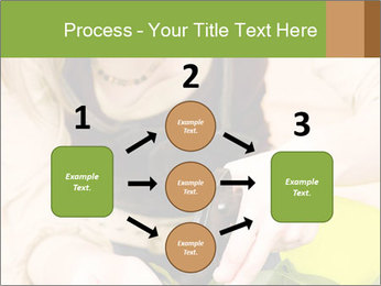 Woman Taking Care About Plants PowerPoint Template - Slide 92