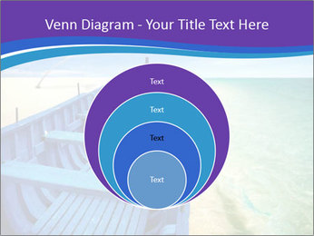 Rural Blue Boat PowerPoint Templates - Slide 34