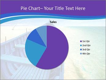 Rural Blue Boat PowerPoint Template - Slide 36